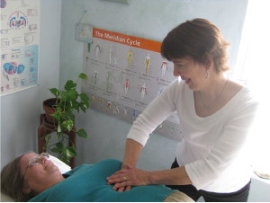 Lymph DrainageTherapy to the Deep Abdomen
